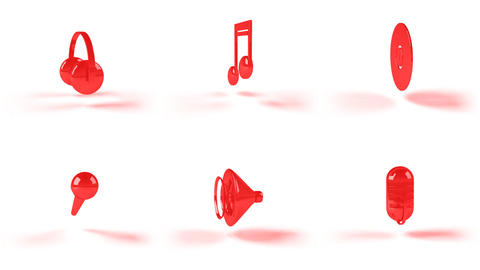 music icons3 Animation