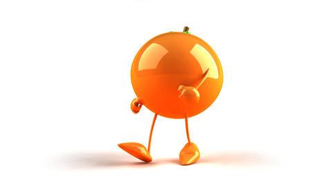 orangehiphop Stock Video Footage