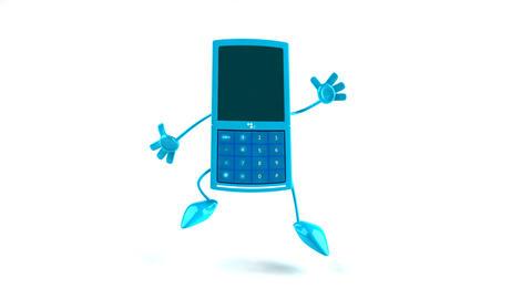 phone1 Stock Video Footage