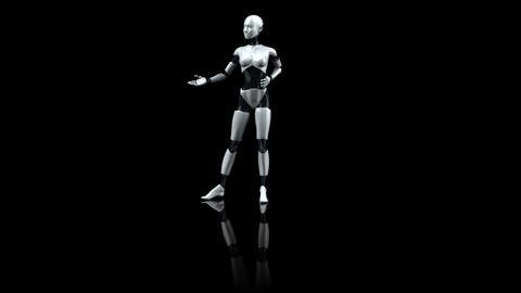 robotfemme Animation