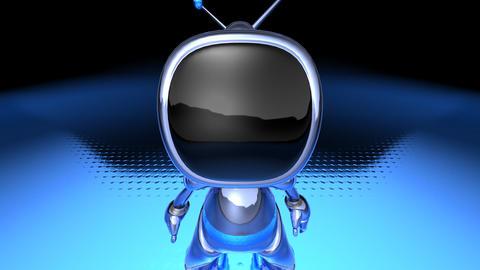 robot tv1 Animation
