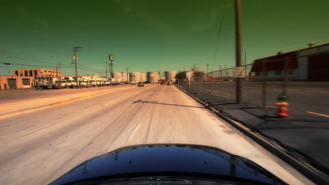 Driving 10 Stock Video Footage