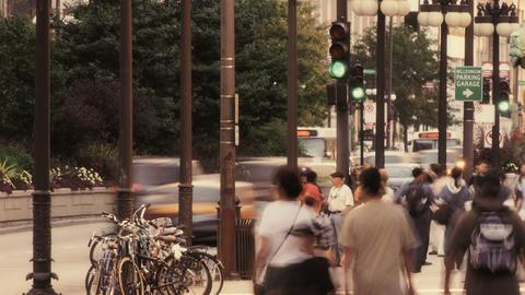 Sidewalk Footage