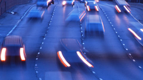 Traffic Stock Video Footage