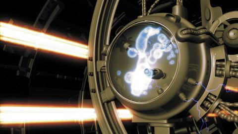 Energy Machine Stock Video Footage