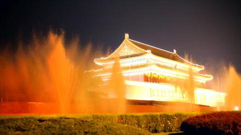 Forbidden City in Beijing - China Stock Video Footage