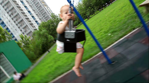 Swing Stock Video Footage