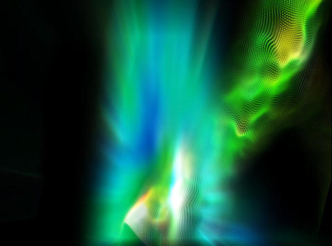 VJ Loop 424 Psychedelic Layer 1 29s Stock Video Footage