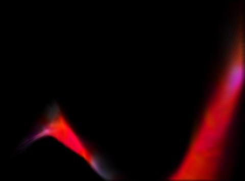 VJ Loop 426 Psychedelic Layer 3 29s Stock Video Footage