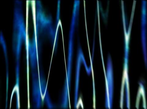 VJ Loop 432 Psychedelic Warp 6 13s Stock Video Footage