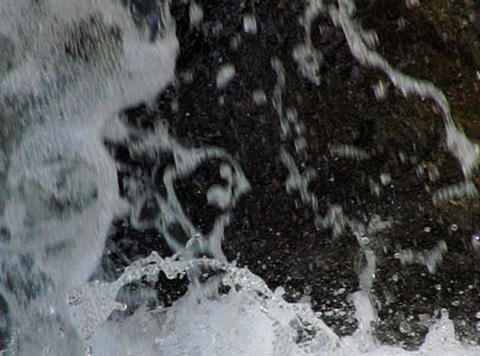 Waterfall A 03 Loop Stock Video Footage