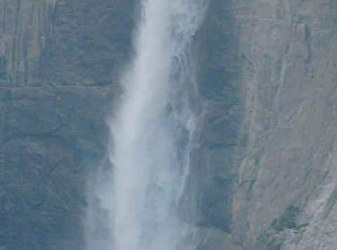 Yosemite Falls 2 Loop Footage