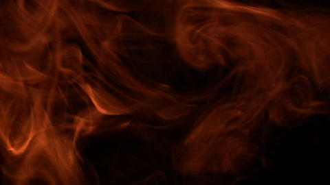 Looping smoke effects Stock Video Footage