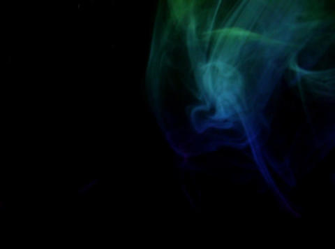 Aurora Smoke 6 Stock Video Footage