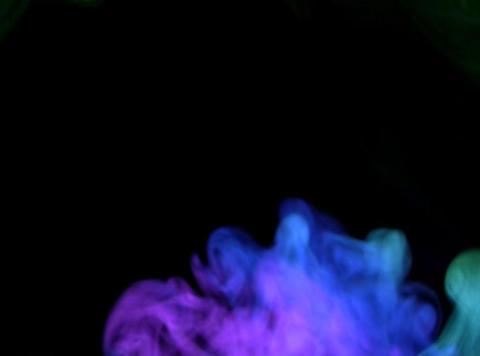 Aurora Smoke 2 Stock Video Footage