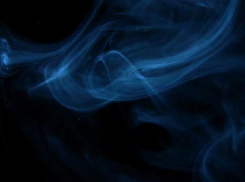 Blue Smoke 5 Footage