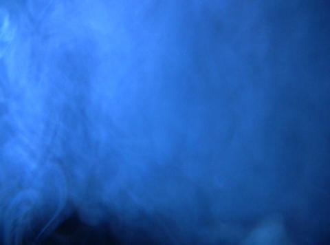 Blue Smoke 7 Stock Video Footage