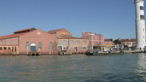 murano 02 Stock Video Footage