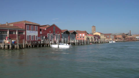 murano 04 Stock Video Footage