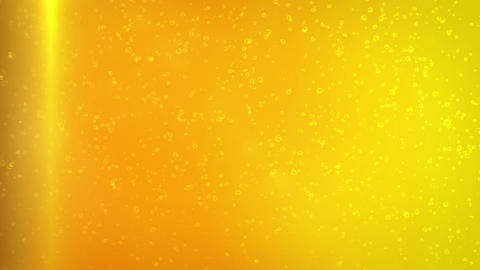 beer lemonade bubbles loopable hd Animation