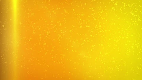 beer lemonade bubbles loopable hd Stock Video Footage