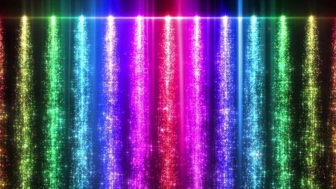 Light Water Fall 1 2c R HD Stock Video Footage