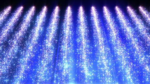 Light Water Fall 3 2c B HD Stock Video Footage