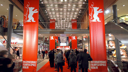 Berlinale tickets queue Footage