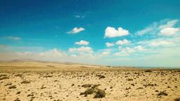 Fuerteventura landscape Footage