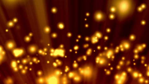 Shiny Particles Stock Video Footage
