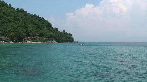 Perhentian Islands Stock Video Footage