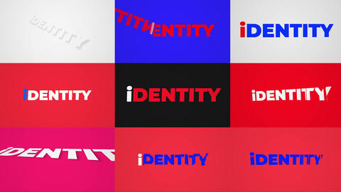 Slick Logo Pack After Effects Template
