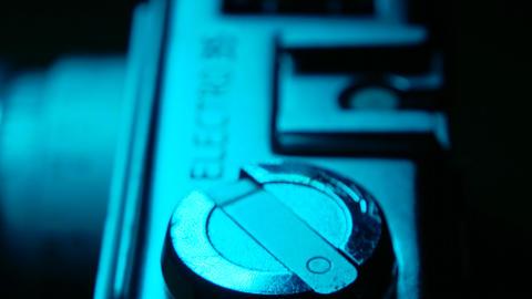 Retro Camera Footage