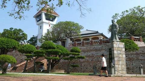 Anping Old Fort, Fort Zeelandia Footage