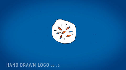 Hand Drawn Logo After Effects Template