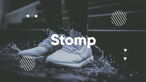 Stomp Intro After Effects Template
