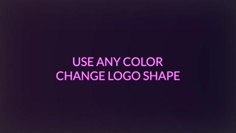 Shine Light Logo Animation After Effects Template