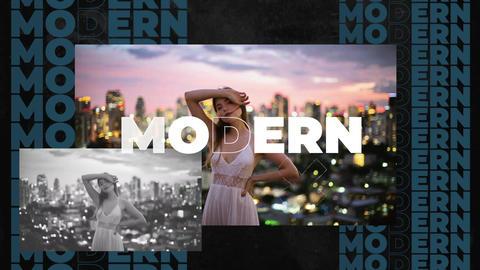 Modern Fashion Promo Apple Motion Template