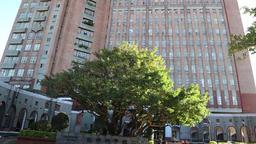 Life Science Building National Taiwan University NTU Taipei Taiwan 1 Footage