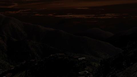 pan maroc 02 timelapse 02 B Stock Video Footage