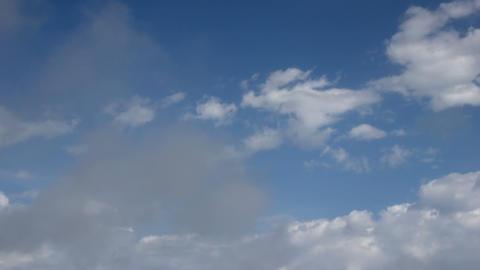 Cloudscape 26 Stock Video Footage