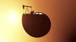Natural Resource Animation Stock Video Footage