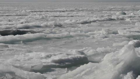 marine ice Stock Video Footage