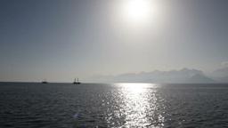 Mediterranean Sea Stock Video Footage