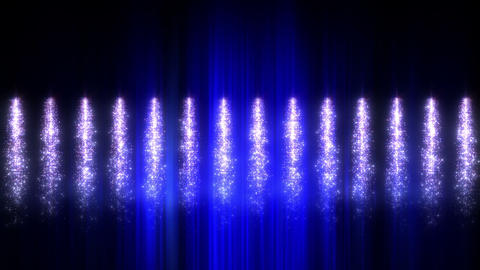 Light Water Fall 1 2d B HD Animation
