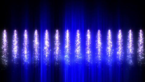 Light Water Fall 1 2d B HD Stock Video Footage