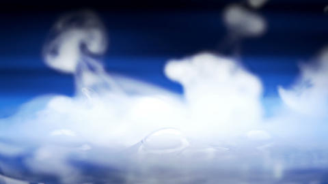 Dry Ice Stock Video Footage
