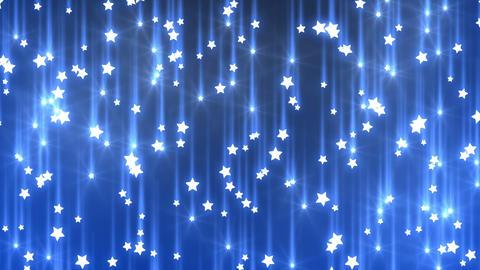 falling stars Stock Video Footage