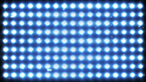 Floodlights flashing Animation