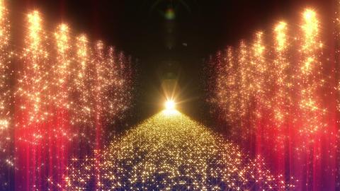 Light Water Fall 2 2e Yr HD Stock Video Footage